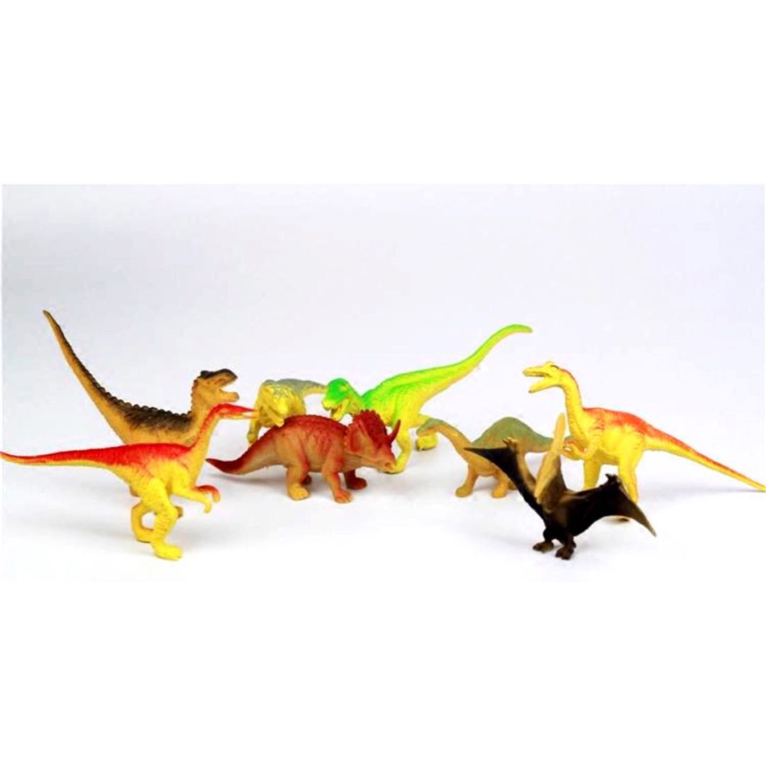 New Dinosaurs Cake Topper Decoration Birthday Party Jurassic Park