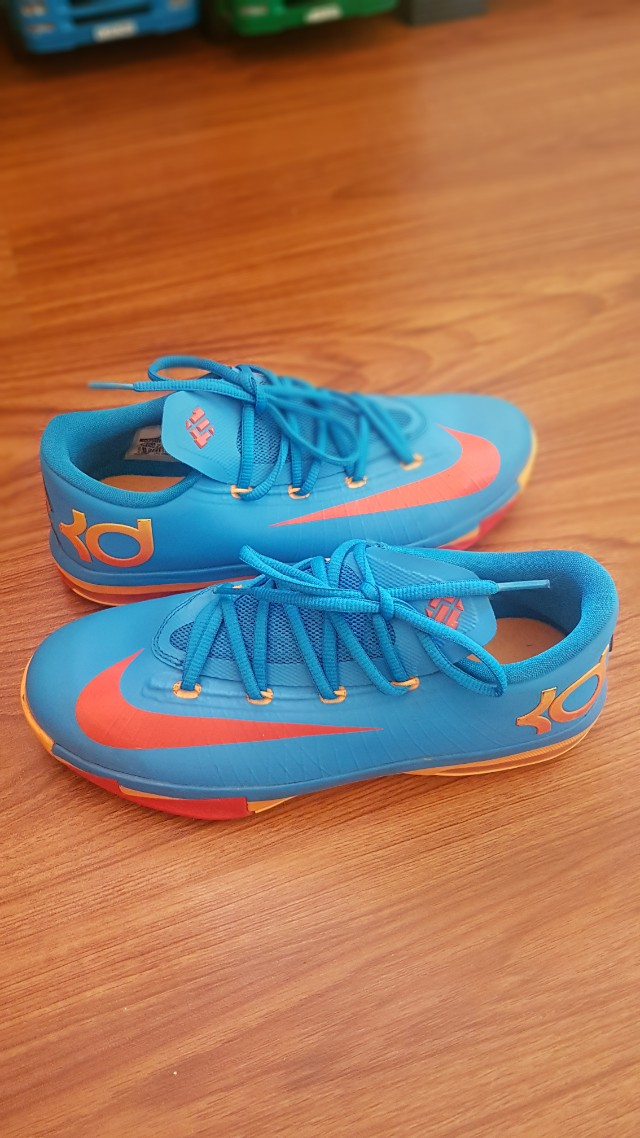 Nike KD 6 (Boys  Grade School) 8fed440c2e50