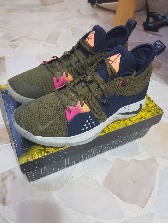 af700ba75d3 Nike Paul George PG2  The Bait  (US 12)