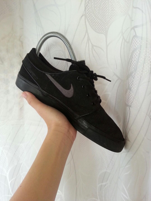 Nike stefan janoski triple black 9f708c978