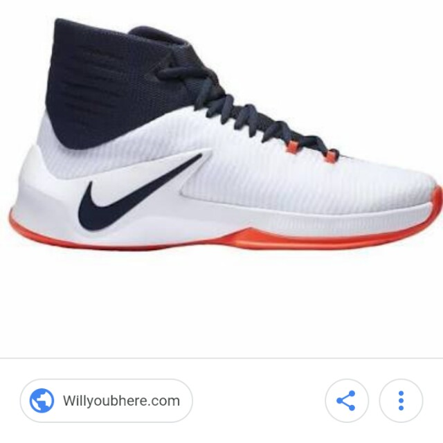 more photos 24fc8 f21d3 Nike Zoom basketball shoes, Men s Fashion, Footwear on Carousell