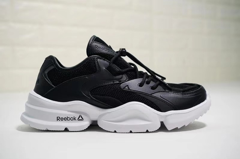6452324d04c3b Original Reebok Run R96 Black White