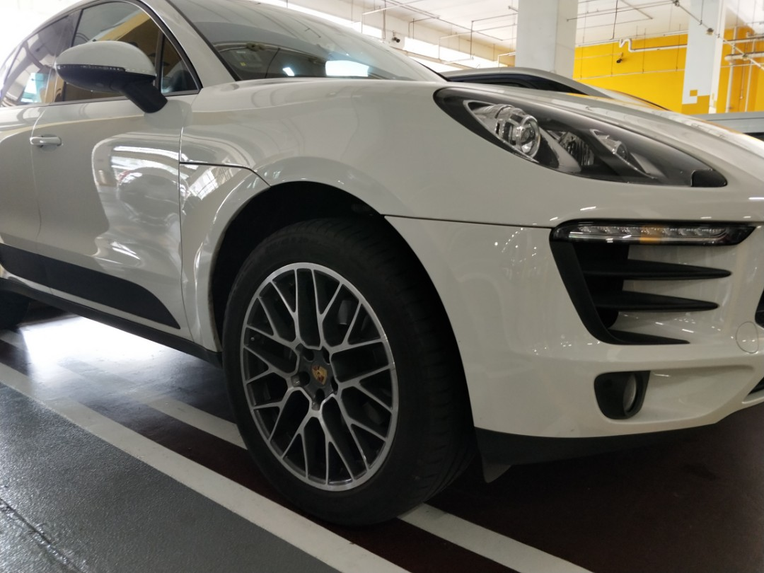Porsche Macan Turbo Wheels Car Accessories Tyres Rims On Carousell