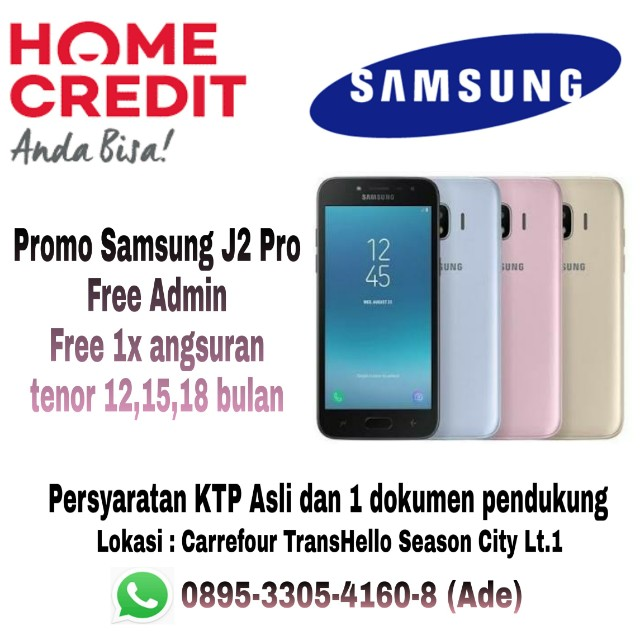 Promo Samsung Galacy J2 Pro Free Admin Mobile Phones Tablets Android On Carousell