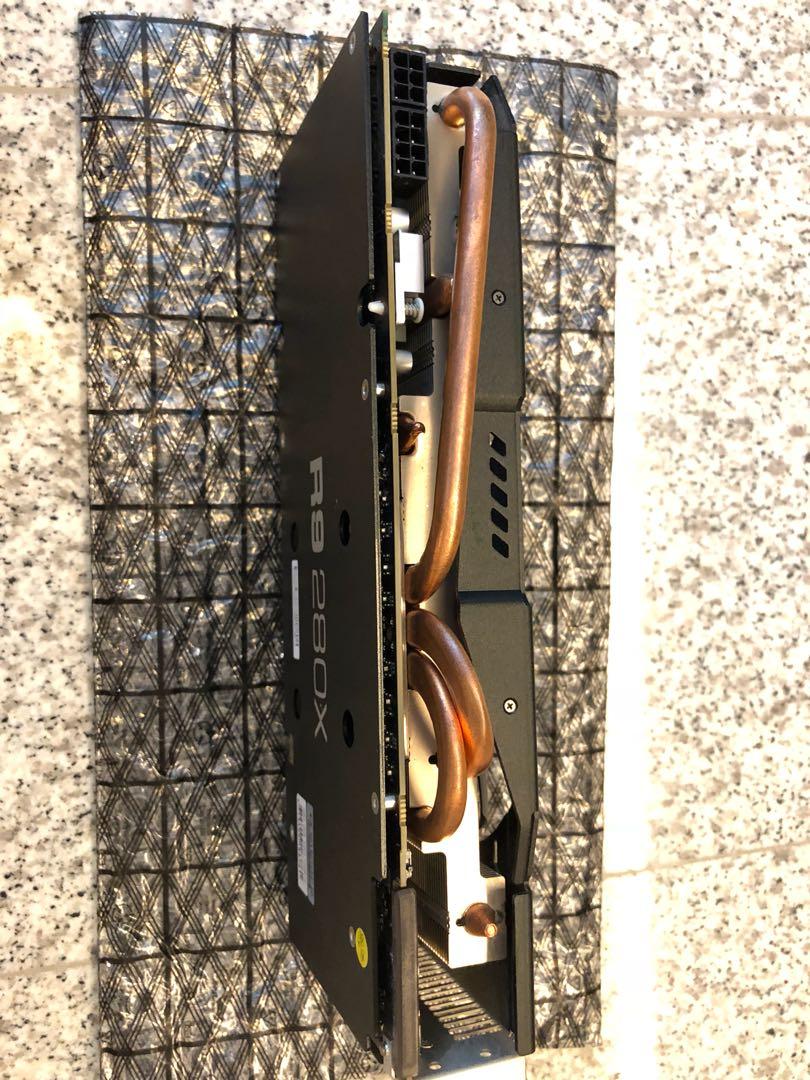 R9 280x powercolor turboduo 3gb
