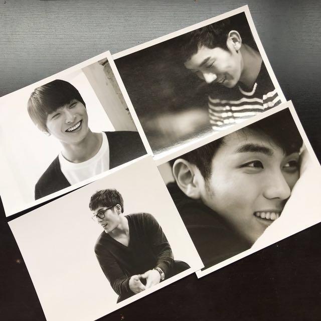 RARE 2AM Official Photocard Set JYP
