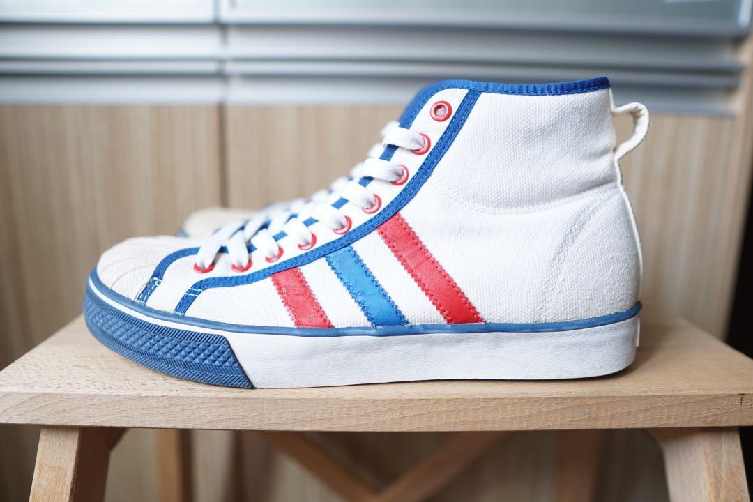 Retro Adidas NBA shoes
