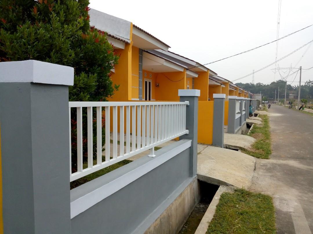 Pagar Minimalis Untuk Rumah Tipe 36 - Model Pagar Tembok ...