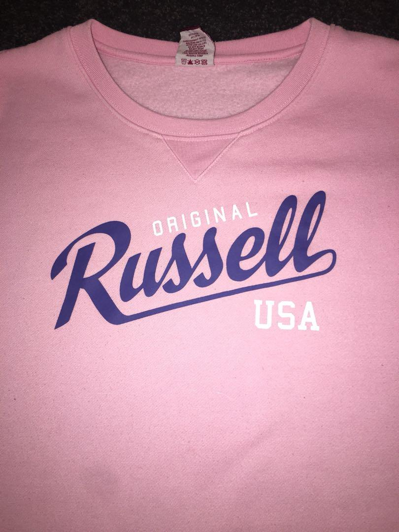 Russell Athletic Women's Jumper