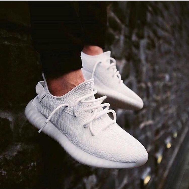 Adidas Yeezy Boost V2 350 Cream White