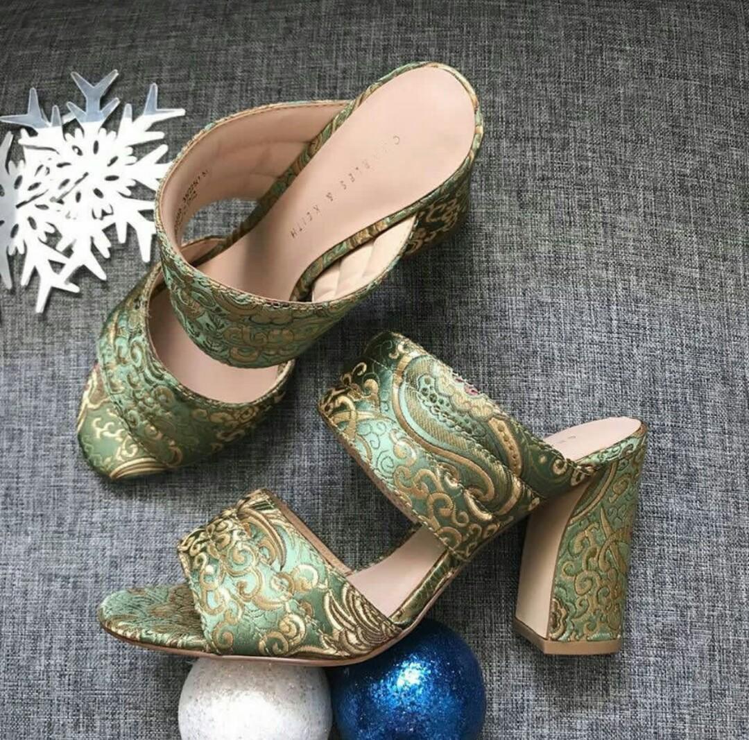 Sepatu Charles   Keith Authentic Branded Import Wanita Cewek Cantik ORI  ORIGINAL SALE OBRAL MURAH 147a747e59
