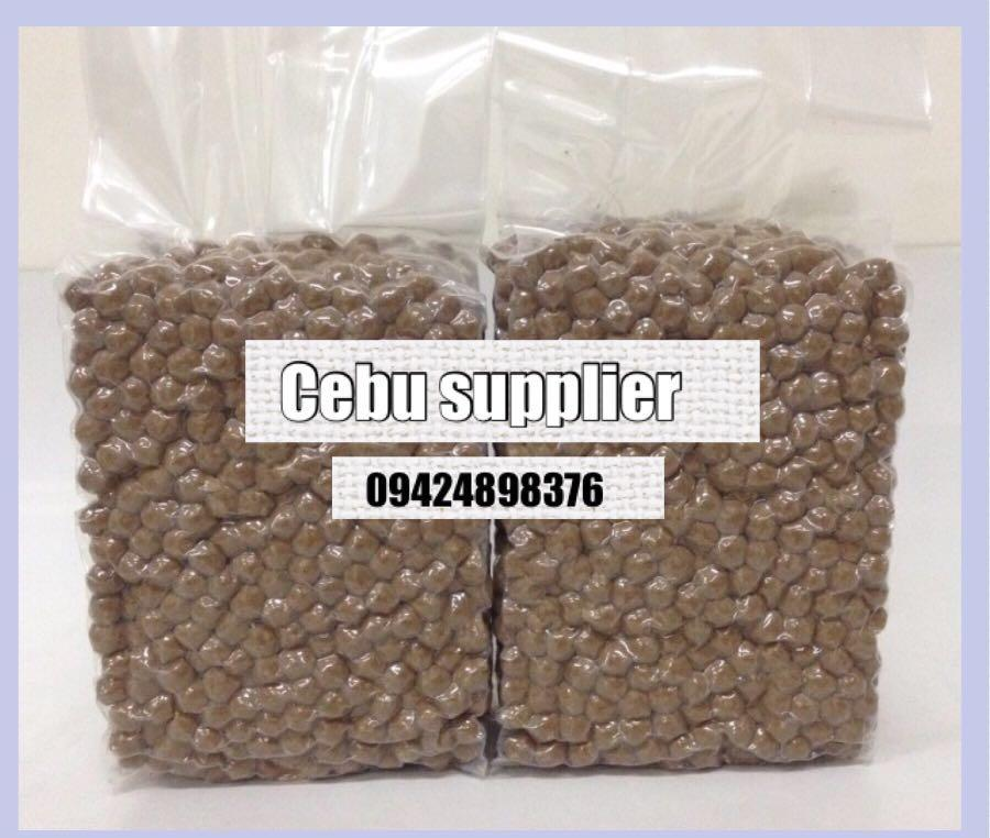 Tapioca Black Pearl Cebu Supplier, Food & Drinks on Carousell