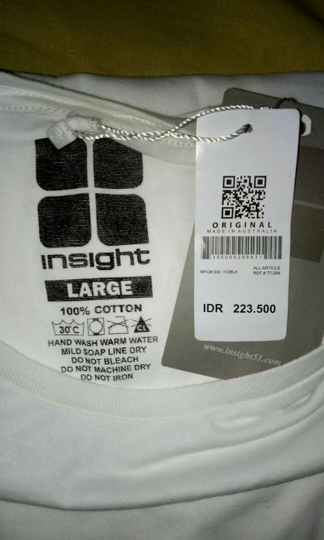 Tshirt surft and skate insight