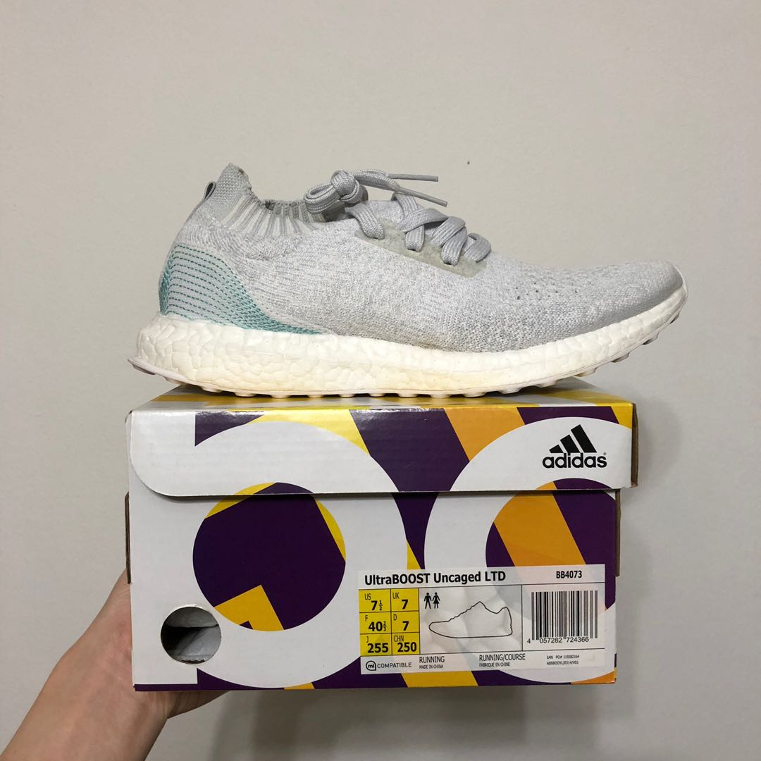 1580a50f26afd UK7 US7.5 ULTRABOOST UNCAGED PARLEY 1.0