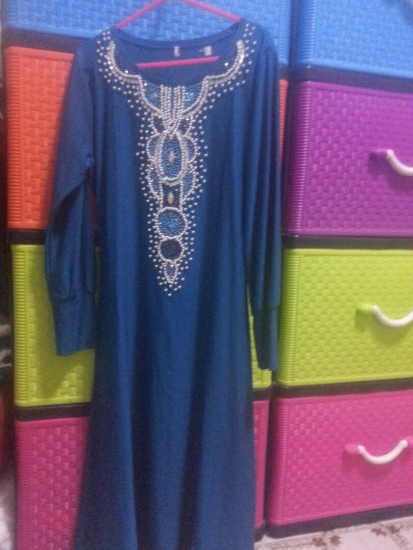 Used long dress size 4