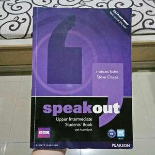 PEARSON Speakout Upper Intermediate Students' Book First Edition (Frances Eales, Steve Oakes) with BBC DVD