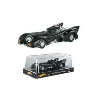Batman Returns Batmobile 1:24 Scale Hot Wheels Heritage Die-Cast Vehicle