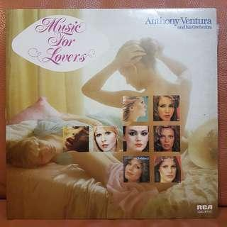 Mint》Music For Lovers Vinyl Record