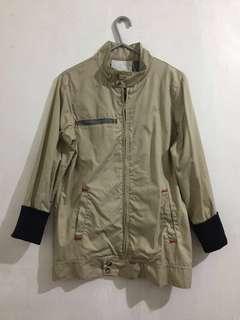 Endy Karan Khaki Jacket