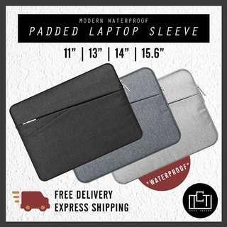 🚚 🔅cT🔅 V3 LAPTOP BAG with inner padding laptop sleeve laptop case laptop casing macbook all brands