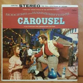 Mint》Carousel OST vinyl record