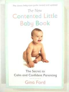 The New Contended Little Baby Book by Gina Ford