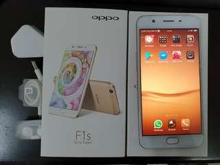 Oppo F1s - 99% working, MY Full set & very good condition -