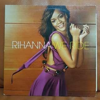 Rihanna - We Ride Vinyl Record