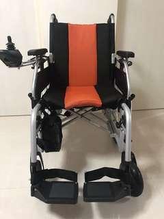 CHAMP POWERCHAIR - Motorised Electric Wheelchair