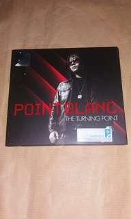 CD Point Blanc - The Turning Point