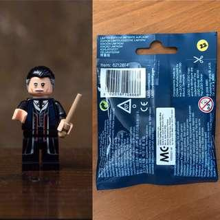 <DEREK> Lego 71022 Percival Graves Minifigure
