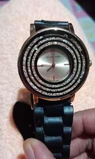 Michael Kors swarovsky watch