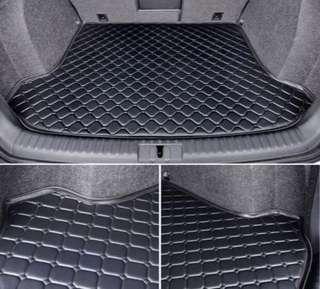 Sedan car boot mat (Toyota vios)