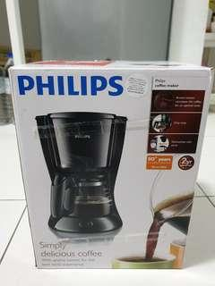 Philips Coffee Maker - New
