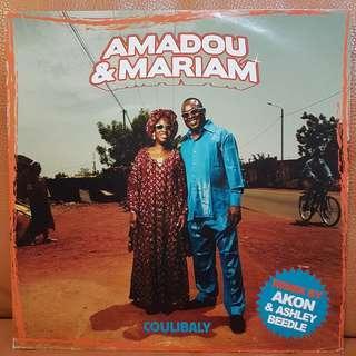 Remix》Amadou& Mariam - Coulibaly Vinyl Record