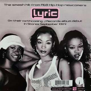 Remix》 Lyric (R&B Hip-Hop) Vinyl Record