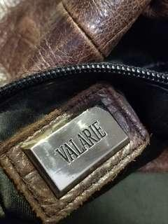 valarie handbag 手袋 100%real and leather