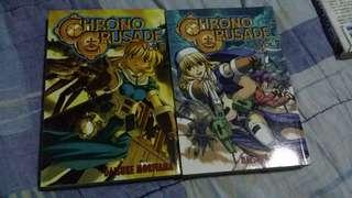 Chrono Crusade Manga Volume 5 and 7(English)