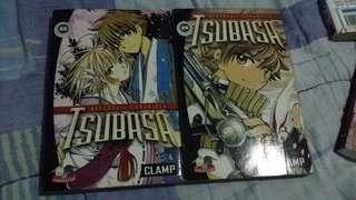 Tsubasa Reservoir Chronicles Manga Volume 23 and 24(English)