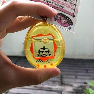 Tamagotchi water charm yellow