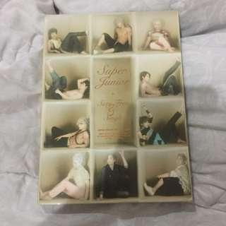 Sexy, Free & Single Album Super Junior