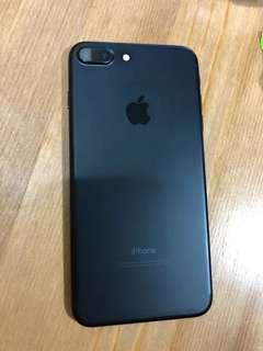 iPhone 7 Plus 128GB 啞黑