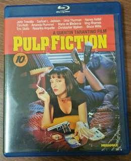 Blu Ray Pulp Fiction