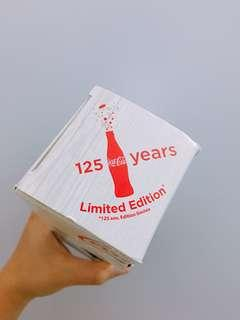 英國 可口可樂 125週年紀念版 coca-cola 125 years limited edition from UK