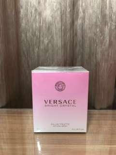 Authentic Versace Bright Crystal 90ml + free gifts 💖