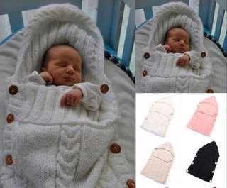 Baby wrap swaddle/sleeping bag