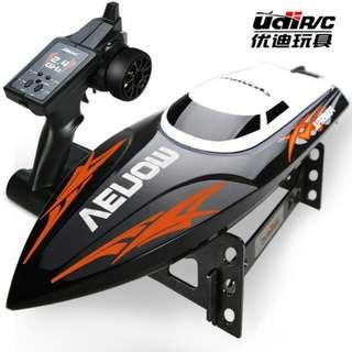 BN RC Boat 2.4GHz RTR