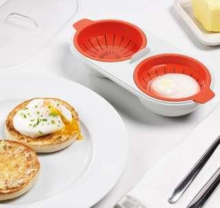 (PO) Microwave Egg Poacher / Boiler