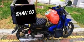 Courier Service (Motorbike)