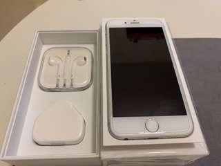 Apple iPhone6 (4.7) 64GB Silver